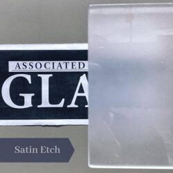 Satin Etch (frosted)