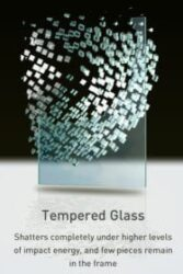 Tempered (safety glass)